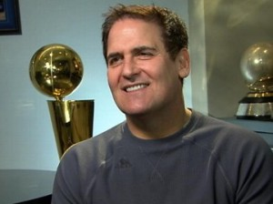 Mark Cuban of ABC's Shark Tank