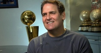 Mark Cuban of ABC's Shark Tank