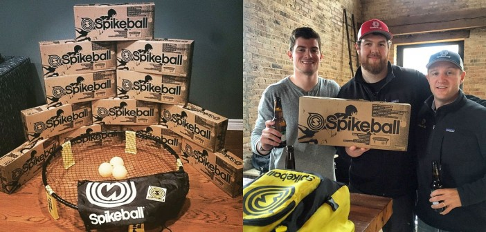 Spikeball – New sport combining elements of volleyball and four square